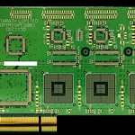 12-Layer PCB(Surface finish:Immersion Gold + Gold finger)