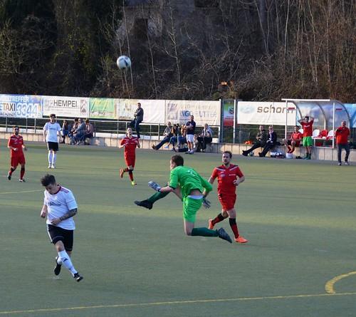 SV Rot-Weiß Rheinbreitbach 2:1 SG Melsbach/ Altwied