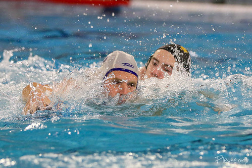 Waterpolo DZK H2 vs De Rog<br/>37 foto's