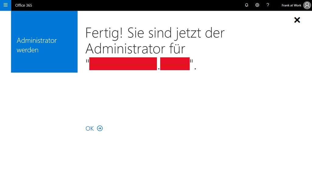 Microsoft Teams Gastzugang (17): Administrator für Office 365
