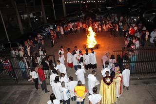06 04 2018 Semana Santa na Paróquia São Cristóvão