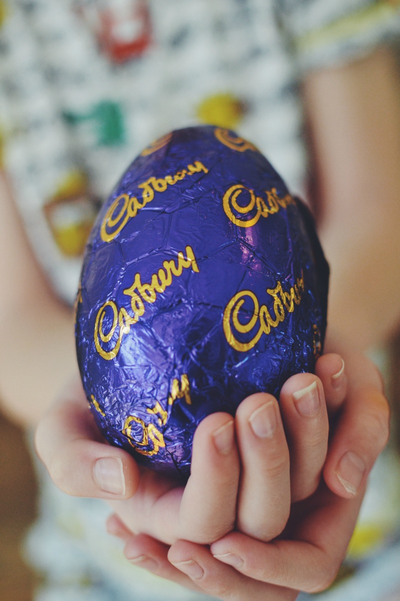 Cadbury Chocolate Egg