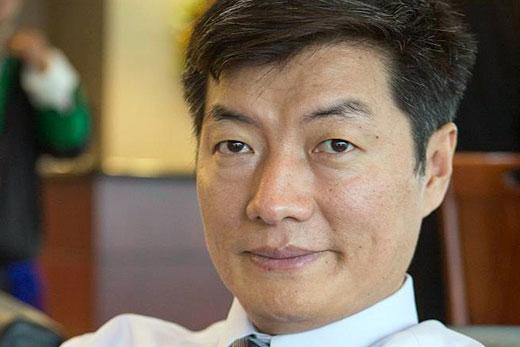 Sikyong Lobsang Sangay