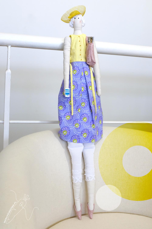 marchewkowa, blog, szycie, sewing, rękodzieło, handmade, moda, styl, vintage, retro, repro, 1950s, 1960s, Wrocław szyje, w starym stylu, Tilda, doll, lalka, miniatury, miniatures