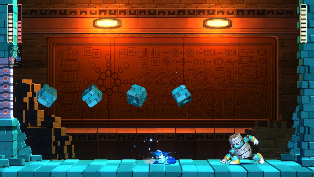 Mega Man 11 - Block Man