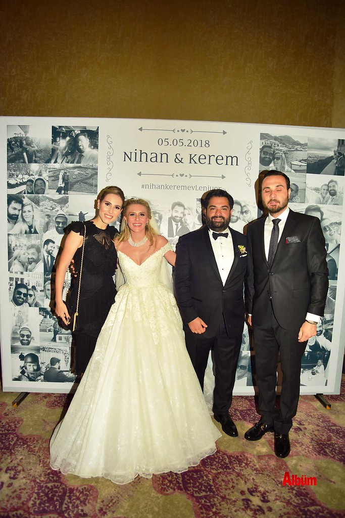 Naz-Aycan Fenercioğlu Nihan Saldıraner ve Kerem Sidar