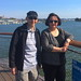 Me and Mom at The Wharf by Mr.TinDC