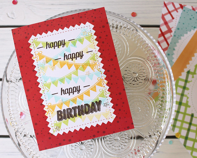 LizzieJones_April2018_PapertreyInk_SimpleImpressions_BirthdayCard