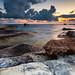 Sea caves by Andreas Iacovides