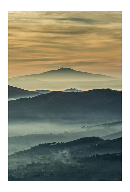 Landscape from Corciano, Nikon D800, Sigma 135-400mm F4.5-5.6 APO Aspherical