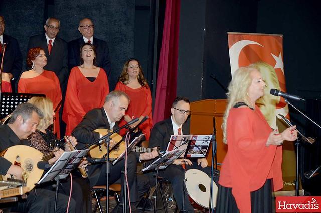 ÇYDD konseri nostalji yaşattı