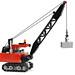 Crawler crane by de-marco
