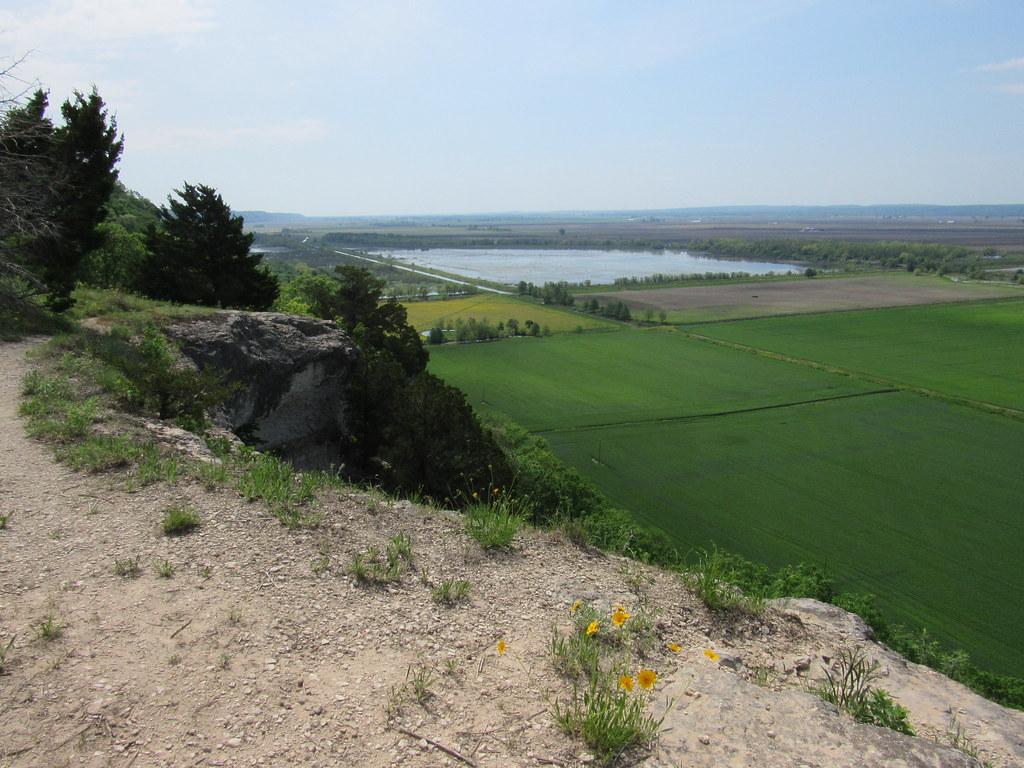 Fults Hill Prairie, SW