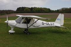G-ULSY Ikarus Comco C-42 (0405-6603) Popham 030510