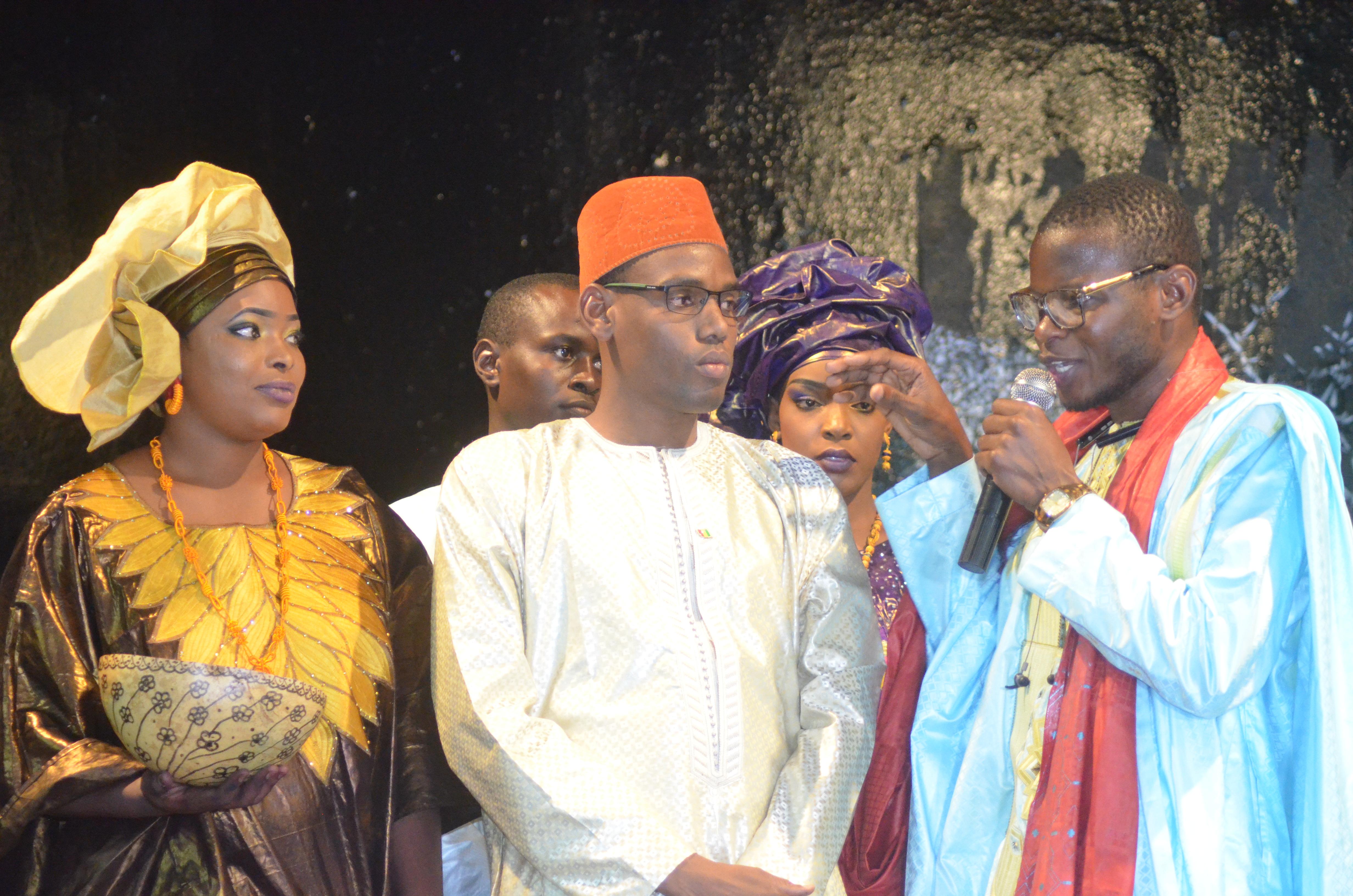 Première Edition soirée culturelle de l'Association Boyinadji Ma fierté de Bokidiawé, le parrain Bocar Abdoulaye Ly appelle à l'union des cœurs (35)