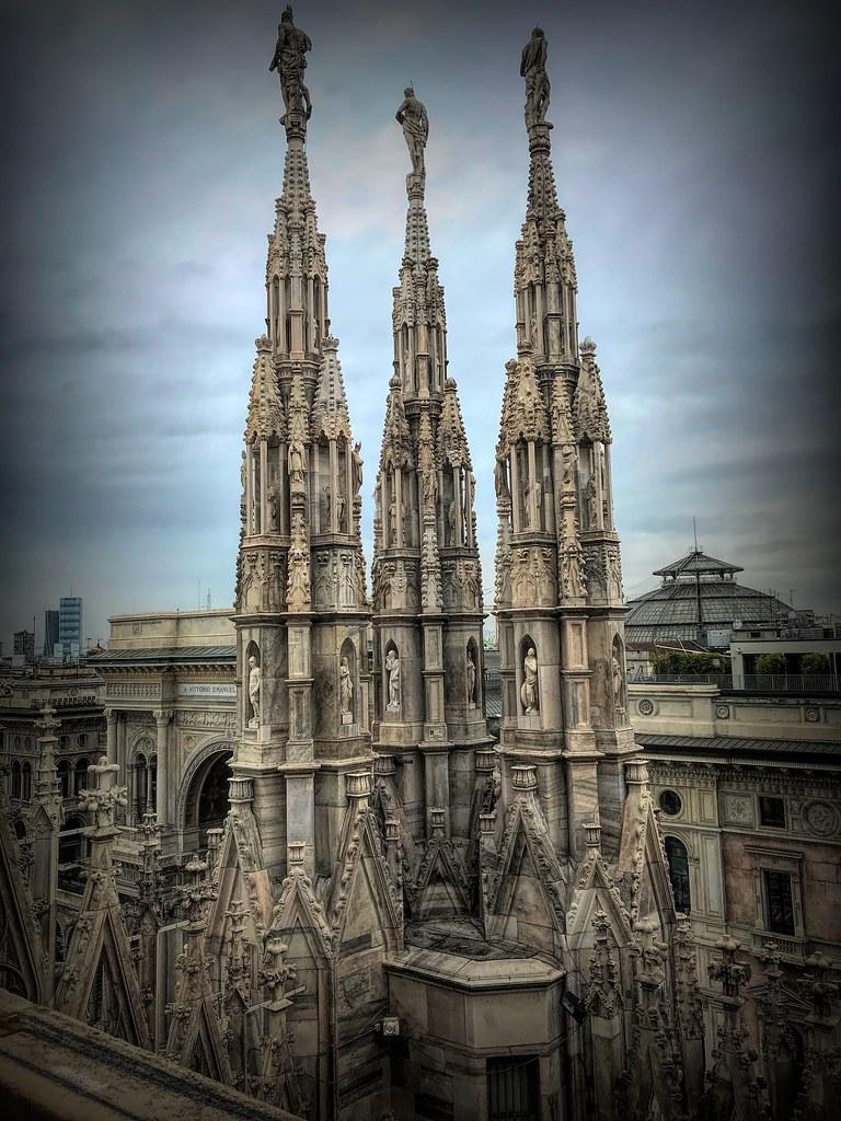 Милан-Прованс-Милан. Осень.