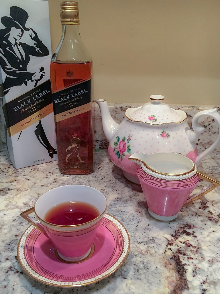 Jane Walker Tea