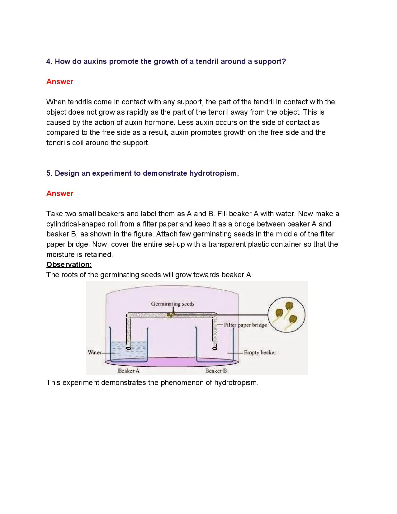 NCERT Solutions for Class 10th_ Ch 7 Control and Coordination Science-page-003