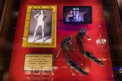Hard Rock Hotel & Casino Lake Tahoe - Mariah Carey memorabilia