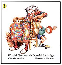 Mem Fox and Julie Vivas, Wilfrid Gordon McDonald Partridge