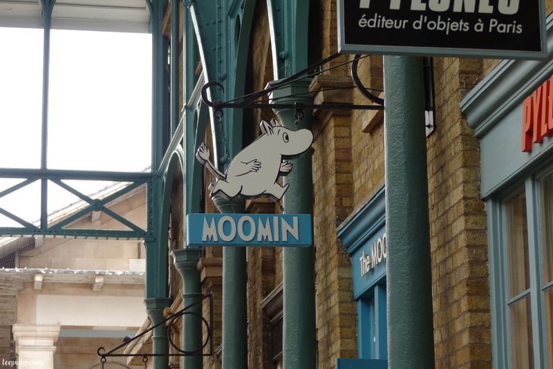 london photo moomin store covent garden