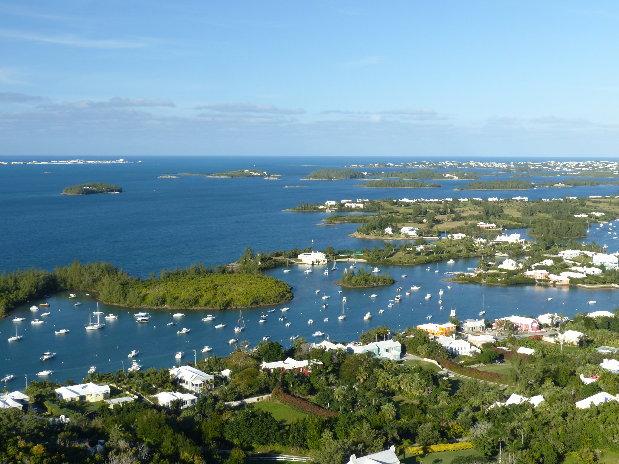 Views from Gibbs Hill Lighthouse
