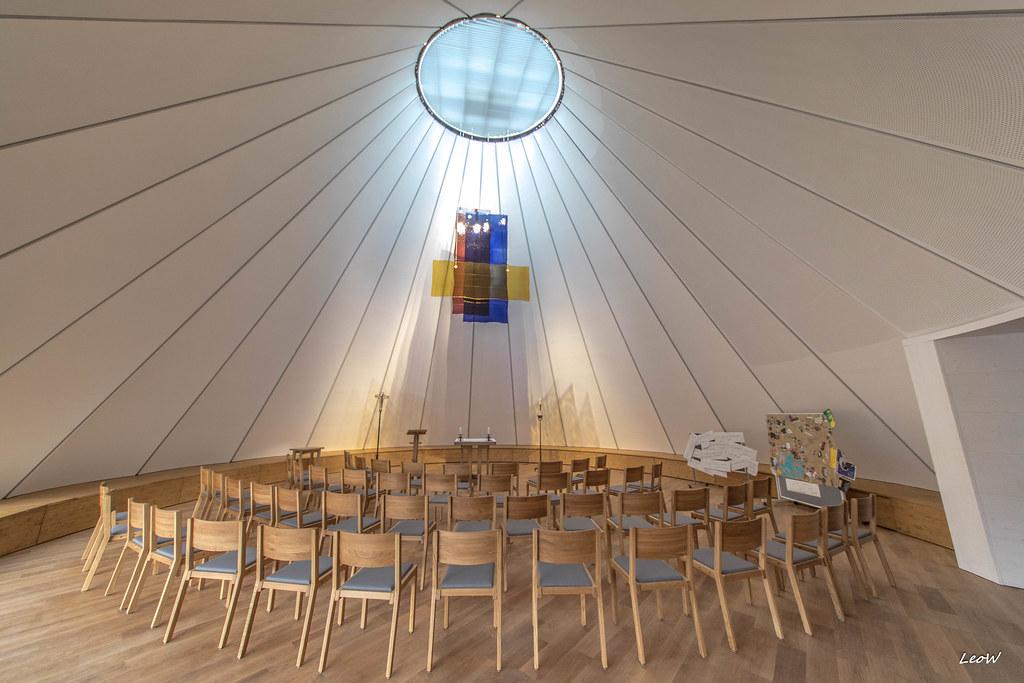 Holzkirchen - St. Josef - built /erbaut 2018 - Nebenkapelle