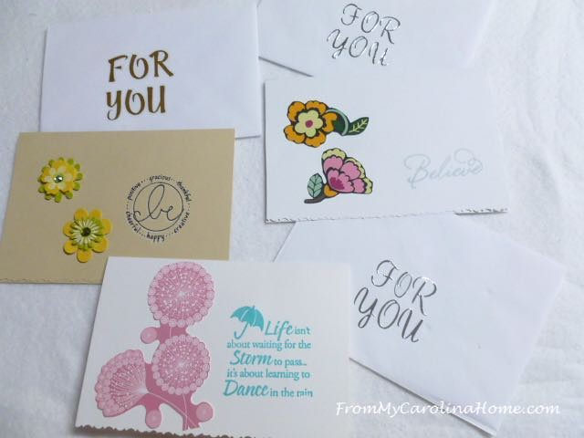 Danice's Cards | From My Carolina Home