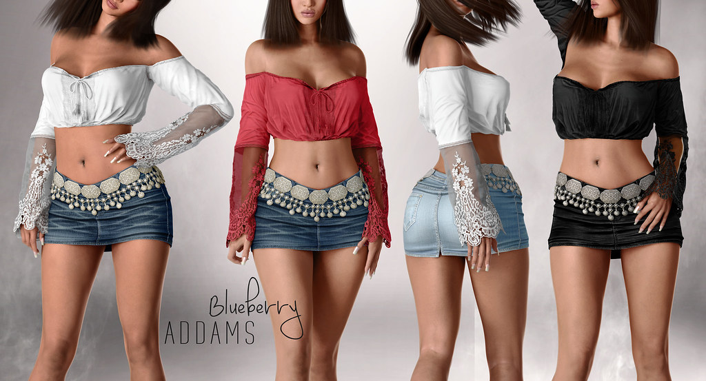 Addams & Blueberry ♥♥ - TeleportHub.com Live!