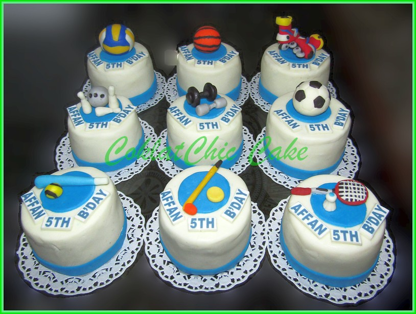Minicake Sports
