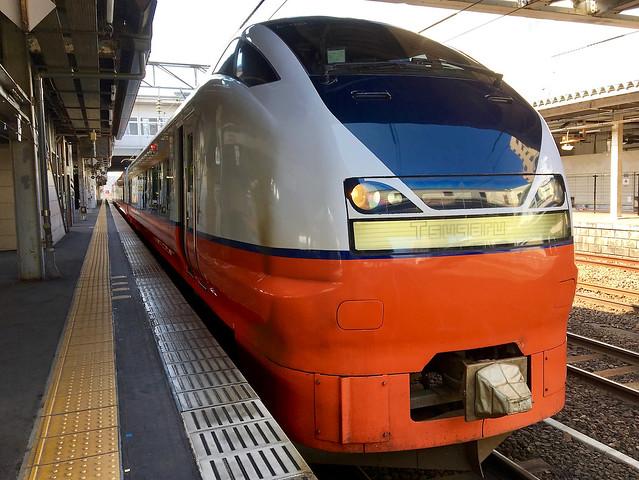 秋田駅 Akita Station