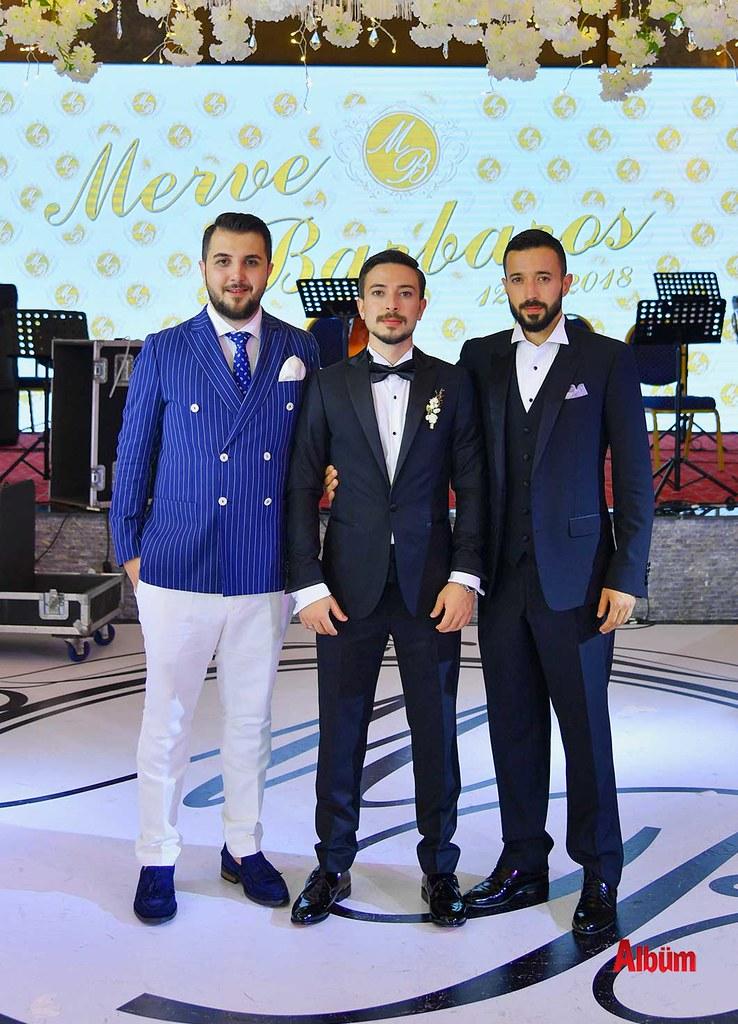Okan Çavuşoğlu, Barbaros Sipahioğlu, Fatih Sipahioğlu