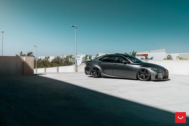 Lexus IS350 - Hybrid Forged - HF-1 - © Vossen Wheels 2018 -1004