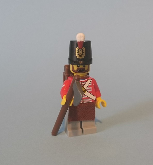 British Sapper from Wellingtons army