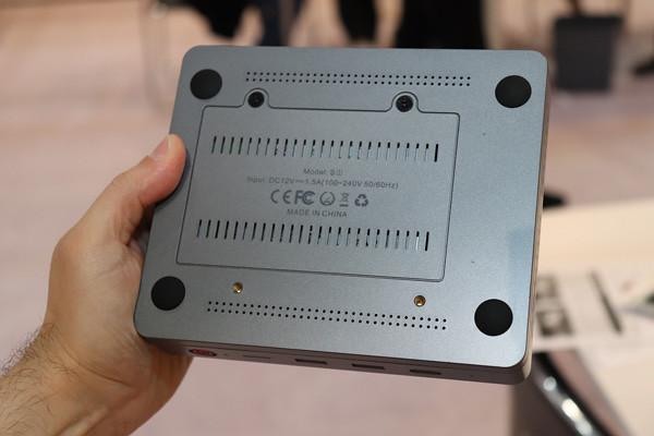 Le Beelink S2, un MiniPC Celeron N4100 totalement passif