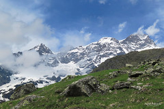 Versante Sud-est del Monte Rosa
