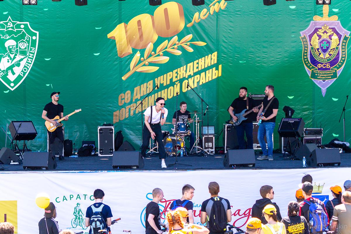 Саратовский Велопарад Тинькофф 2018 фото 28