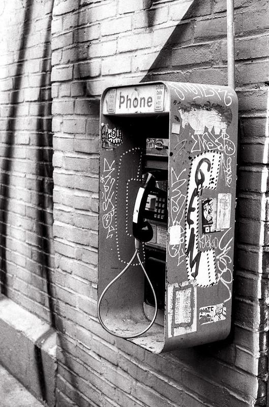 Endangered Payphone
