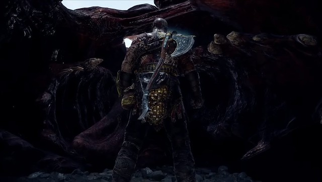 戰爭之神(2018) - 殺死一隻龍