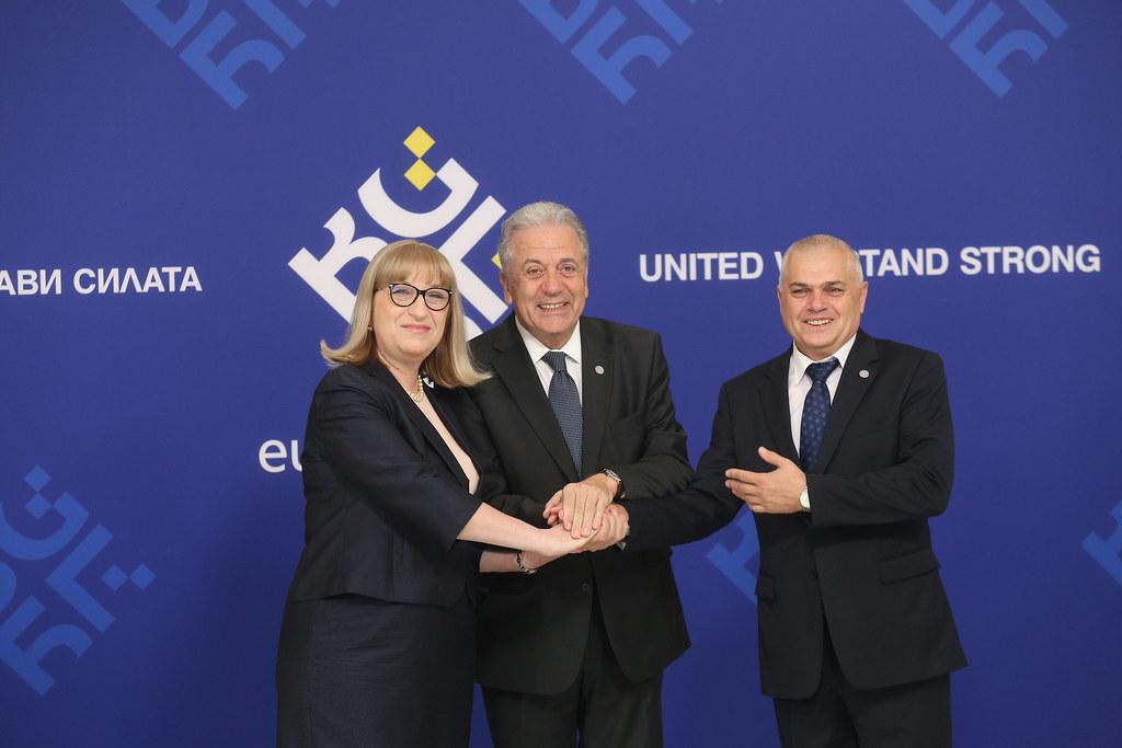 Министерска среща ЕС-САЩ по въпросите на правосъдието и вътрешния ред