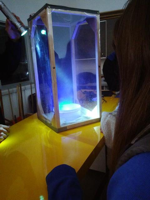 Destacada participación en Feria de la Ciencia de UV