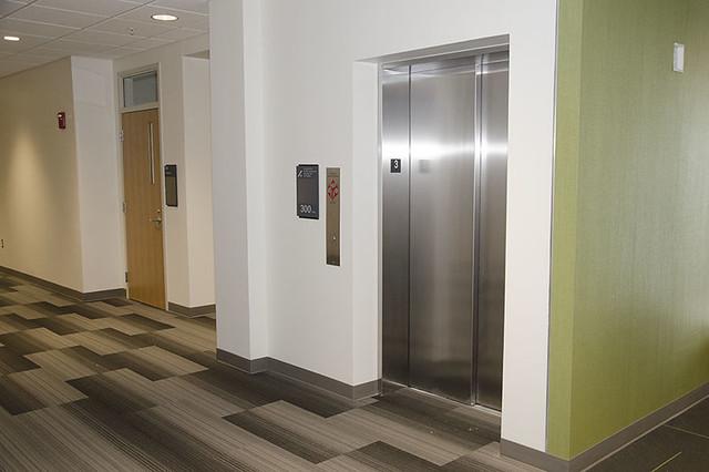 Phase 1 1st Half of Muntz 3rd Floor Complete