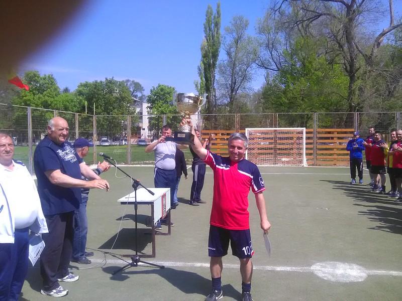 """Turneul Tradițional la mini-fotbal în memoria sportivului """"Alexandru Taiakin"""", ediția 2018"""