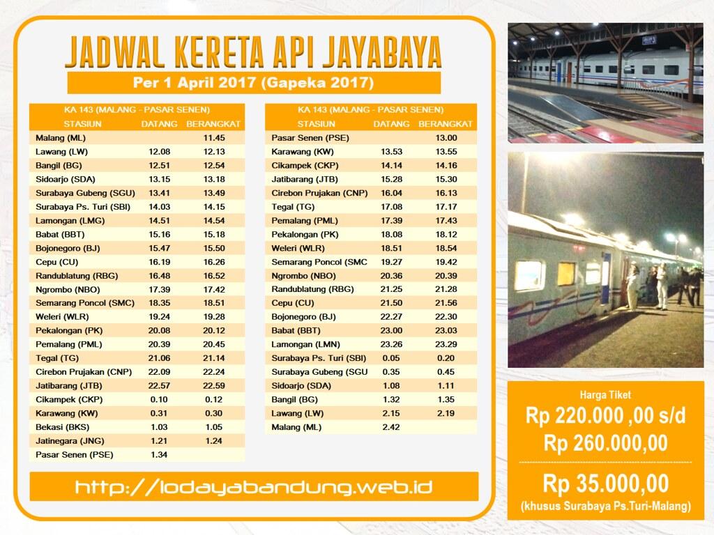 jadwal ka Jayabaya 2017
