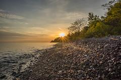 Lake Erie Bluffs Sunrise