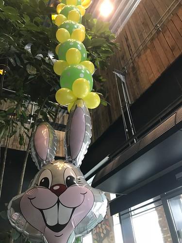 Ballonslinger Pasen Watertuin Spijkenisse