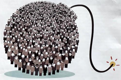 जनसंख्या बम
