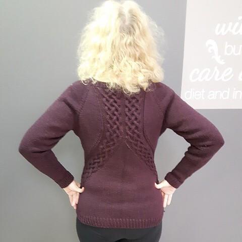 Linda (lmcnorton)'s Swivel Pullover by Kerri Blumer