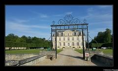 Château de Guiry-en-Vexin. Val d'Oise- France - Photo of Théméricourt