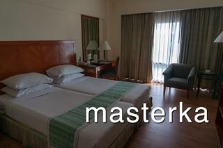 バンコクパレスホテル の部屋